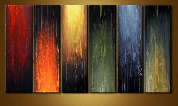 Abstract Painting Home Decor