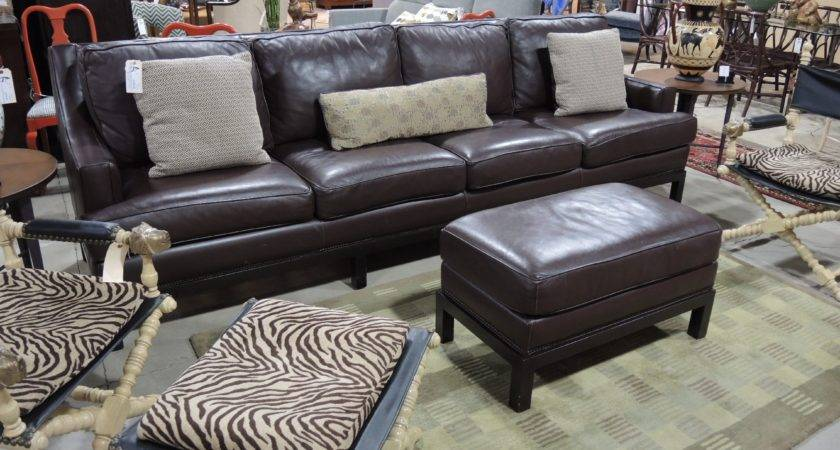 Accent Pillows Leather Sofa Decorating Ideas