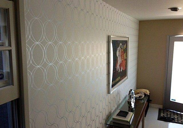 Accent Wall Contemporary Los Angeles Majestic