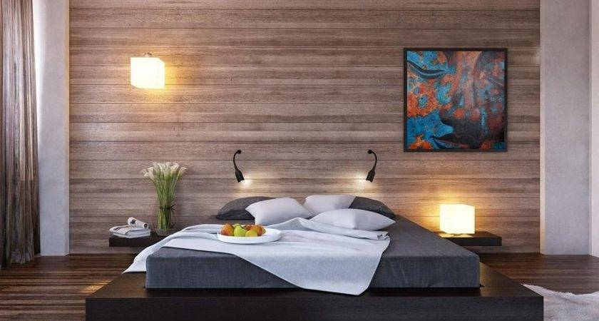 Accent Wall Paint Pattern Ideas Dark Brown Middle Chest