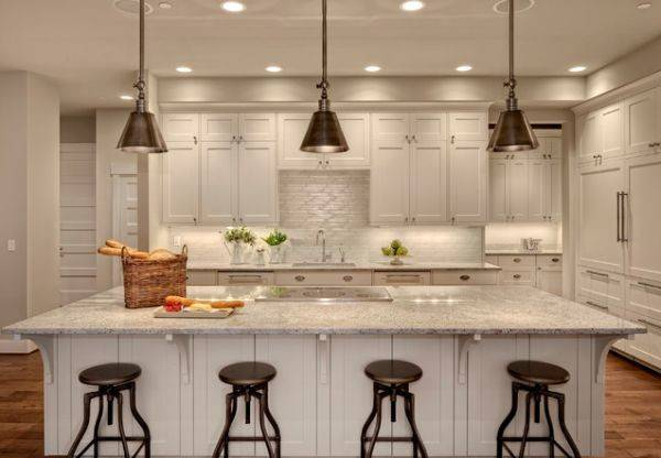 Add Character Your Kitchen Industrial Pendant Lights
