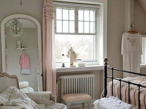 Add Shabby Chic Touches Your Bedroom Design