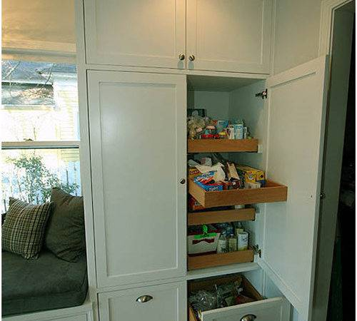 Adding Pantry Kitchen Interior Design Ideas