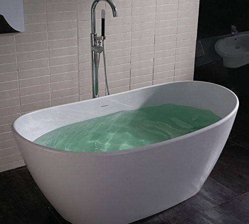 Adm Standing Stone Resin Bathtub