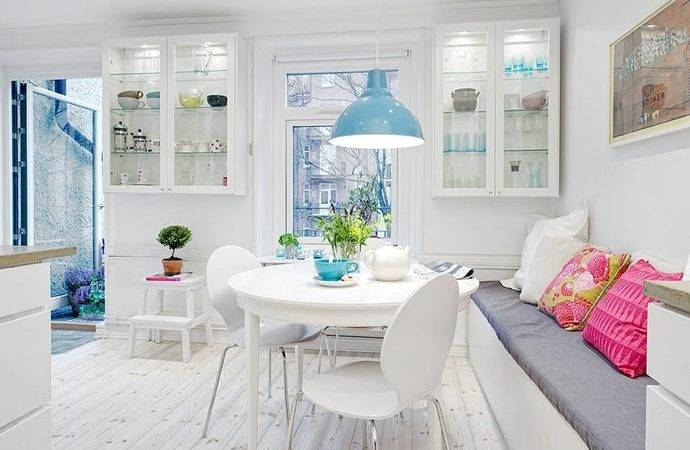 Adorable Bright Cozy Scandinavian Interior Design