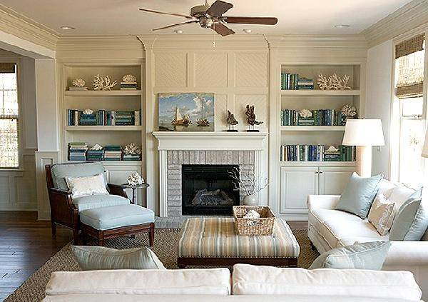 Adore Decor Fireplace Alcoves
