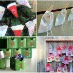 Advent Calendar Ideas Diy Inspired