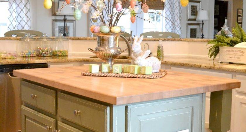 Adventures Decorating Flowers Blooming Kitchen
