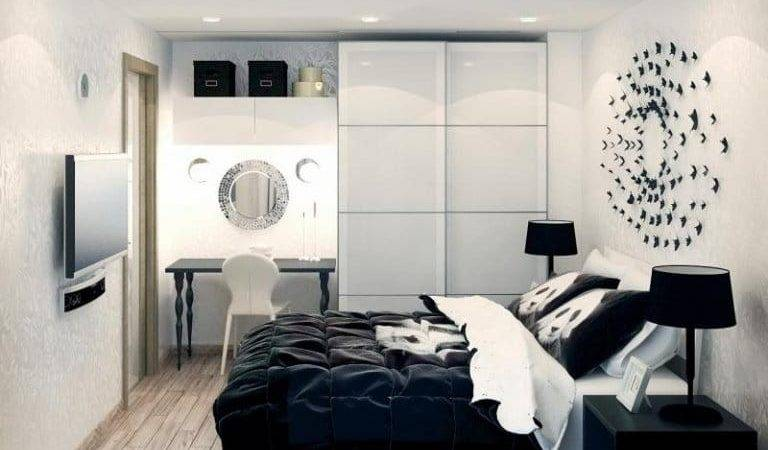 Affordable Black White Bedroom Ideas
