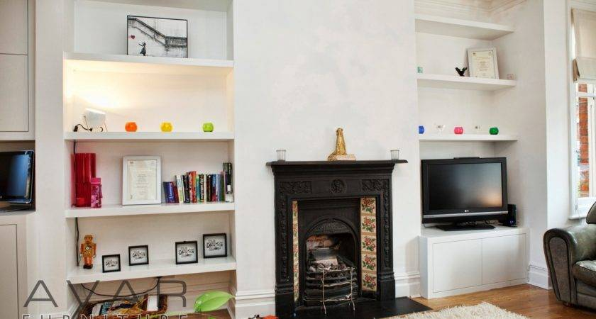 Alcove Units Ideas North London