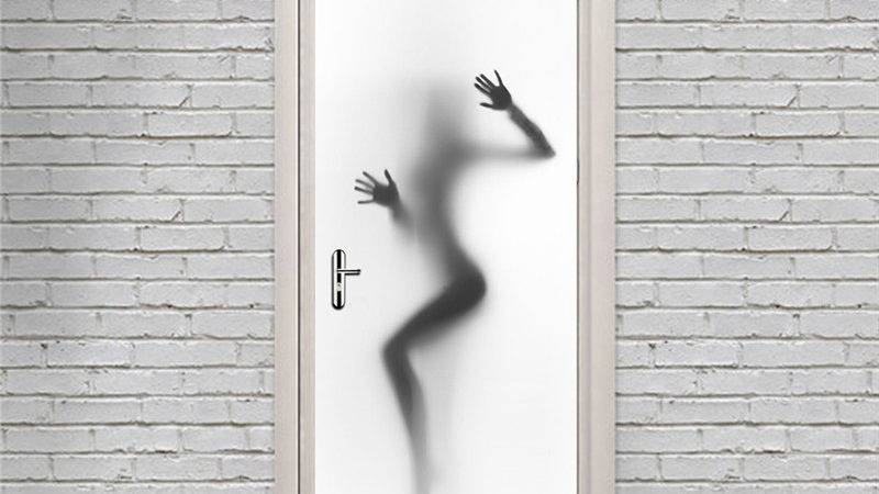 Aliexpress Buy Funlife Beauty Silhouette Wall Decals