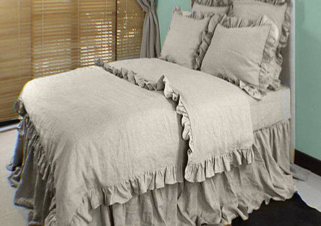 Aliexpress Buy Natural Washed Flax Pure Linen