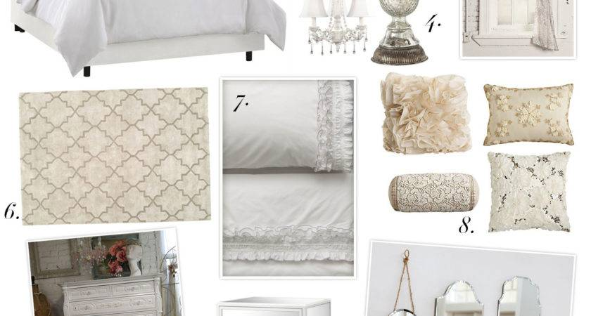 All Things Lovely Inspiration Affordable French Bedroom
