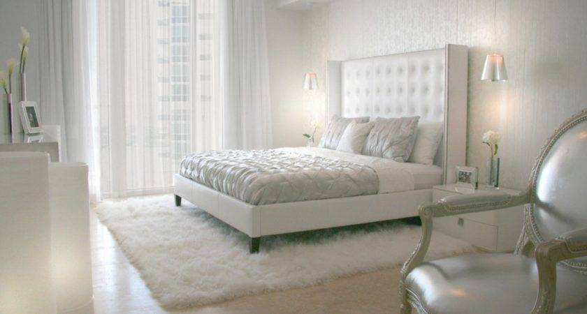 All White Bedroom Decorating Ideas Master