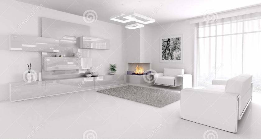 All White Living Room Dgmagnets