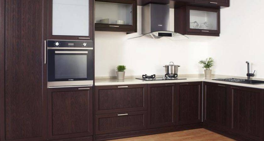Aluminium Kitchen Like Wood
