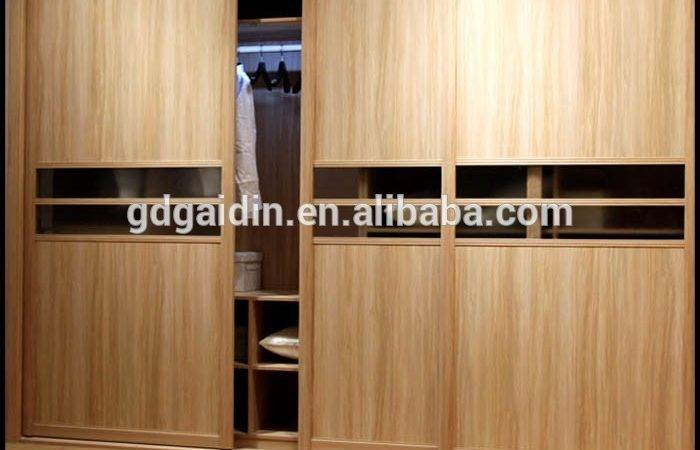 Aluminum Frame Cheap Sliding Wardrobe Doors