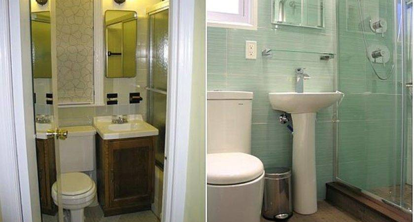 Amazing Before After Bathroom Renovations