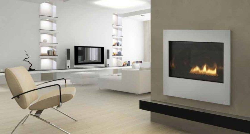 Amazing Contemporary Fireplace Room Decosee