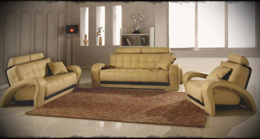 Amazing Contemporary Living Room Furniture Sets Dark