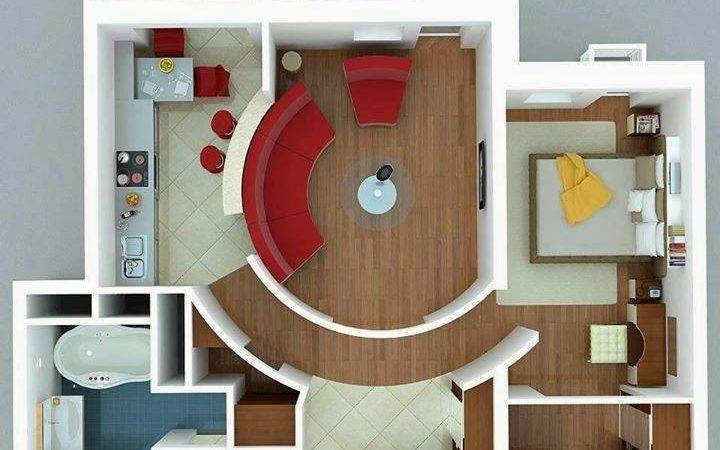Amazing Creativity Different Solutions Small Apartments