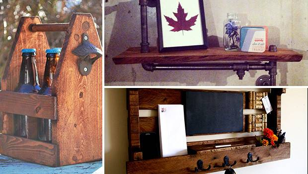 Amazing Diy Reclaimed Wood Projects Can Get Ideas