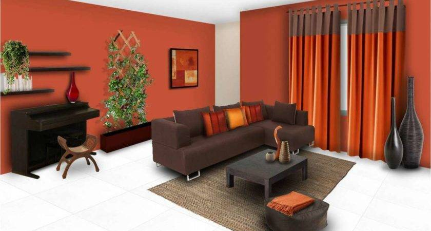 Amazing Great Brown Interior Color Schemes Interi
