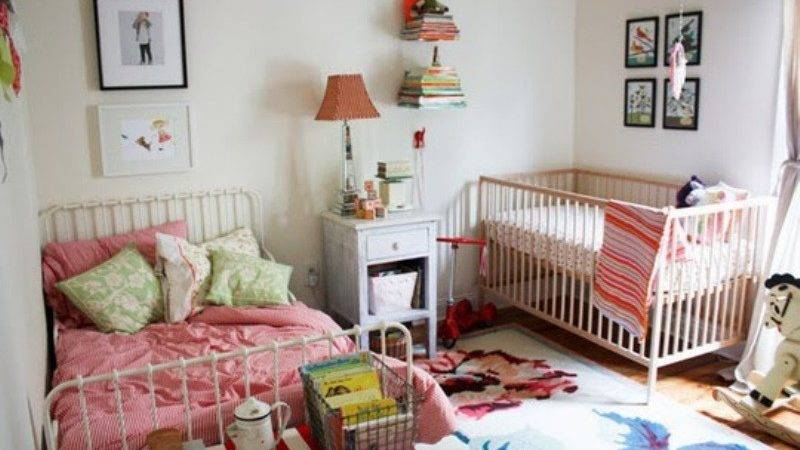 Amazing Shared Kids Room Ideas Different