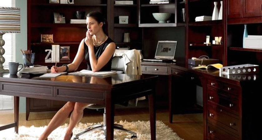 Amazing Simple Home Office Furniture Design Ideas