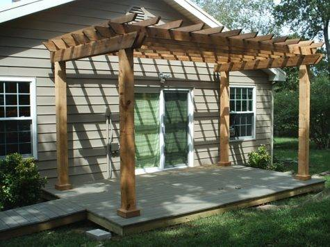 Amazing Small Backyard Pergola Ideas Your Modern