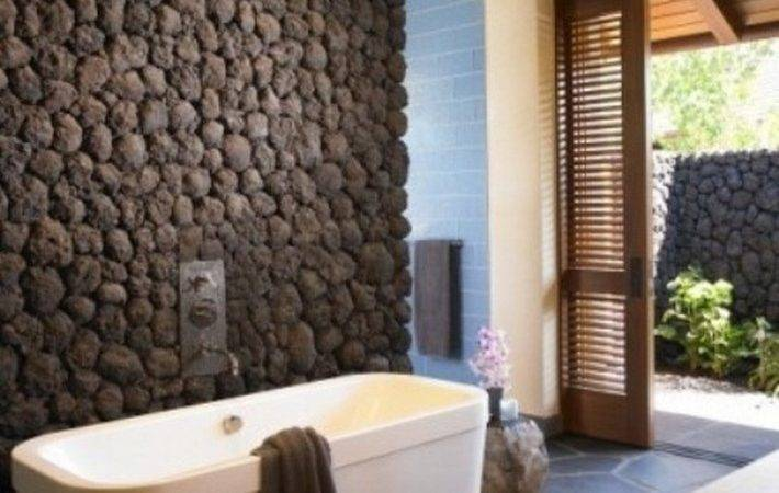 Amazing Stone Bathroom Design Ideas Inspiration