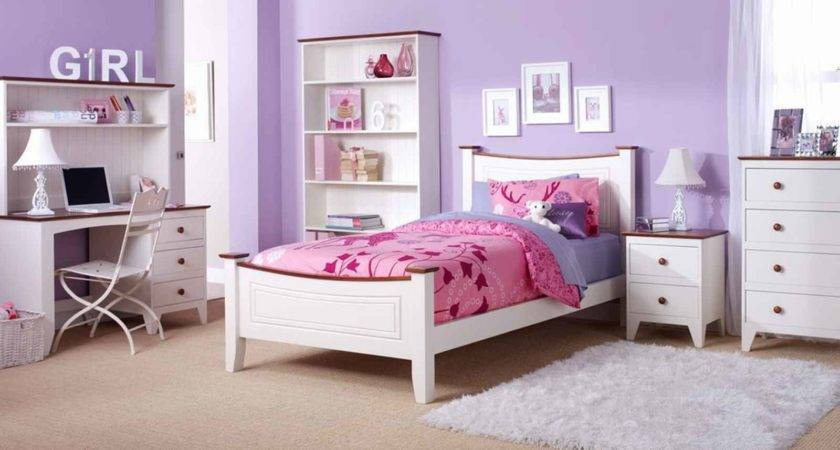 Amazing White Purple Color Minimalist Furniture