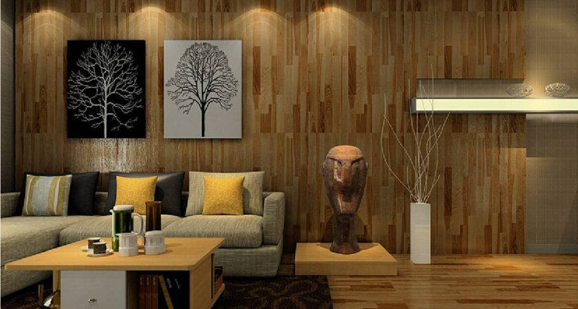 Amazing Wood Wall Designs Nice Design