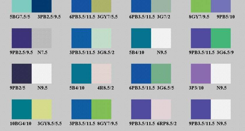 Amusing Two Color Combinations Top Best