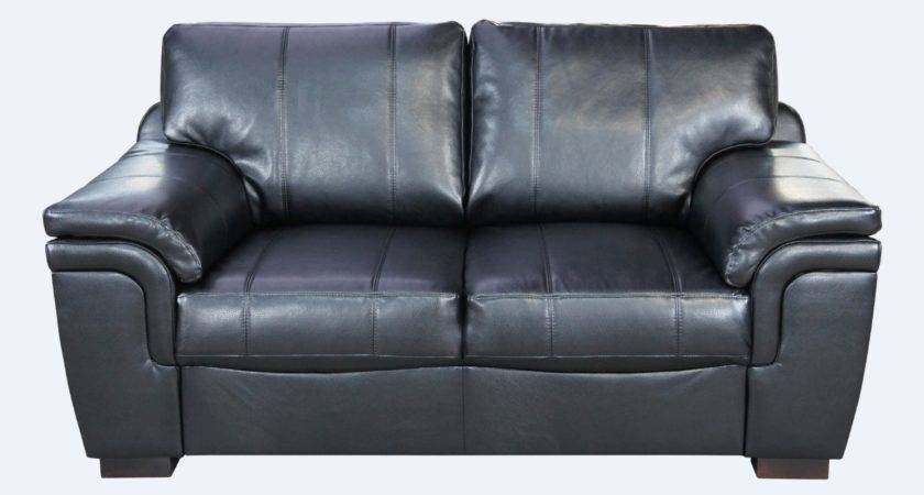 Amy Seater Leather Sofa Settee Available Black Brown