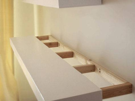 Ana White Floating Shelves Diy Projects