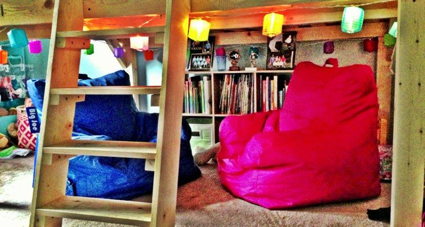 Ana White Surf Shack Loft Bed Diy Projects