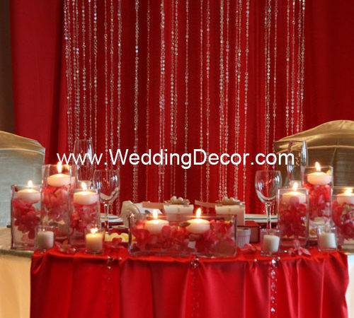 Ang Blog Head Table Decorations Wedding Reception