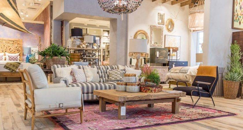 Anthropologie Upgraded Newport Beach Store Offers Major