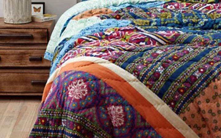 Anthropologie Urban Outfitters Boho Wildfield Twin