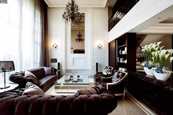 Antique Amore Incorporate Antiques Into Modern Home