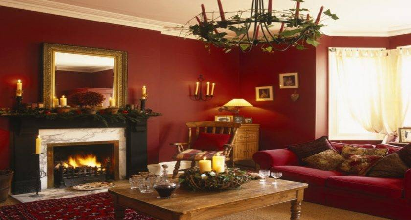 Antique Bedroom Ideas Red Gold Living Room