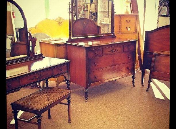 Antique Bedroom Set Sligh Furniture