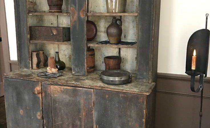 Antique Primitive Furniture