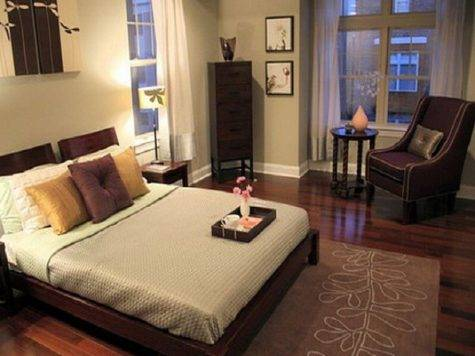 Apartment Bedroom Vintage Style Decorating Ideas