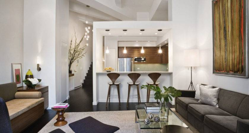 Apartment Design New York Home