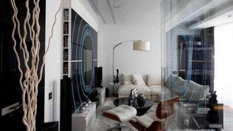 Apartment Futuristic Interior Design Cool