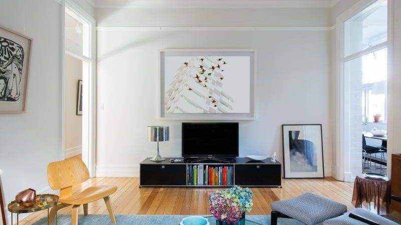 Apartment Gets Mid Century Modern