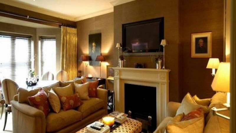 Apartment Great Style Living Room Decorating Ideas