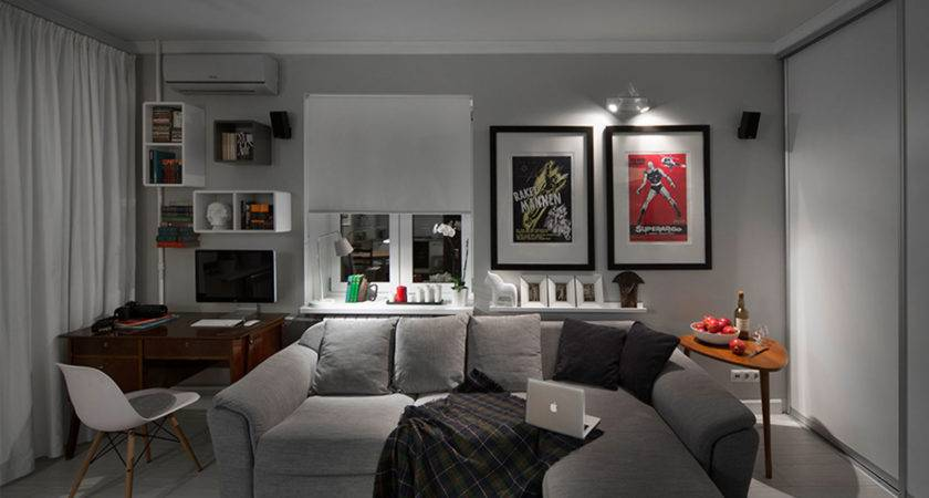 Apartment Ideas Design Small Moscow Defined